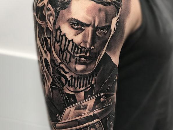 Carlos Fabra – CosaFina Tattoo
